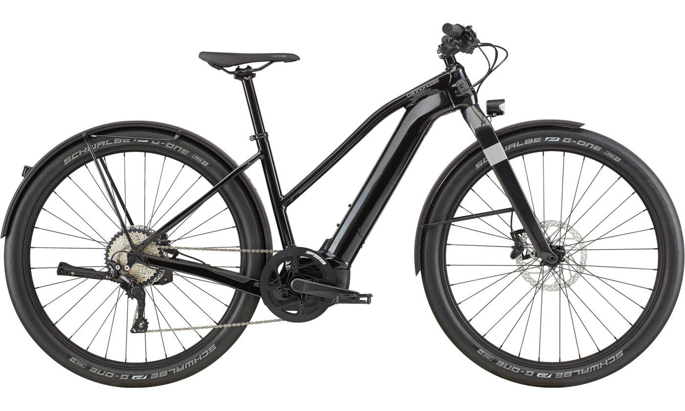 Cannondale Canvas Neo 1 Remixte Unisex City Electric Bike ...