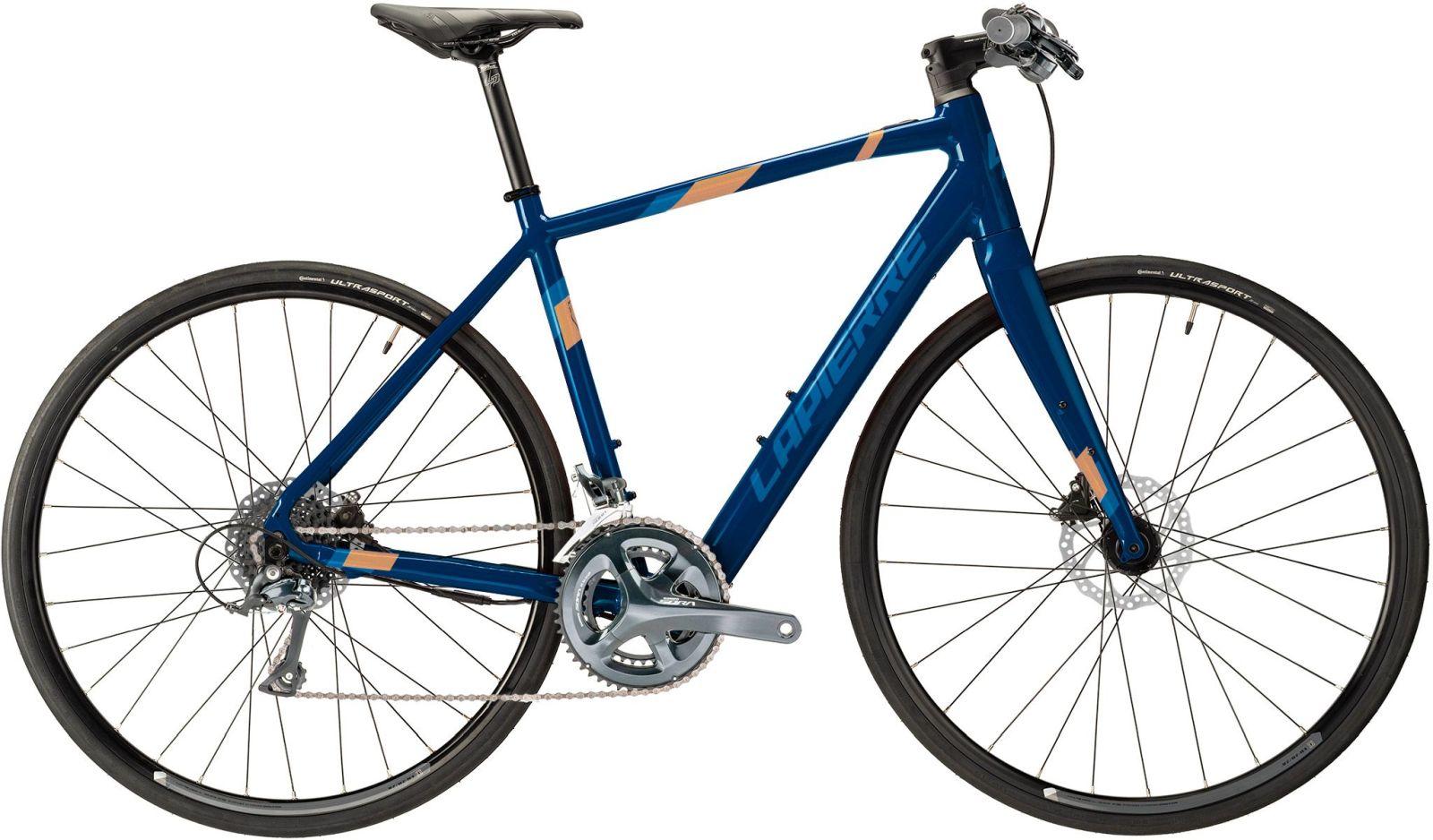 Lapierre eSENSIUM 200 Flat Electric Road Bike 2020 ...